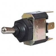DURITE <BR>  Splashproof  3 Way/Change Over Toggle Switch with Metal Lever <br>ALT/0-349-40